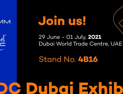 Scopri il mondo G.COMM alla fiera AEEDC Dubai 2021